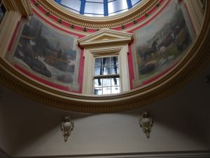 New courthouse dome - view 1