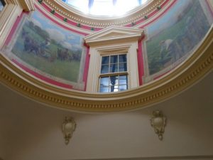 New courthouse dome - view 2