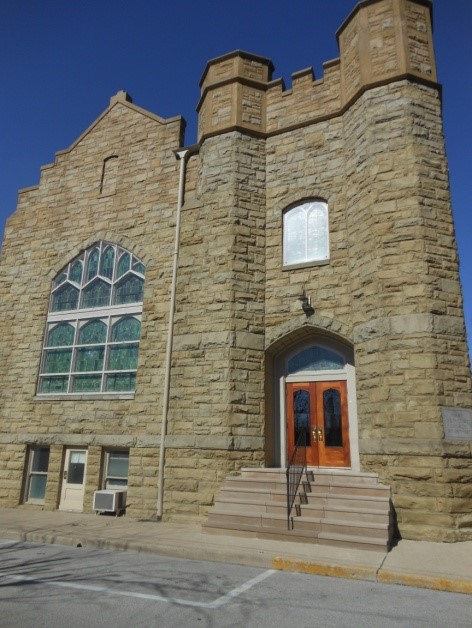 Current Methodist Church