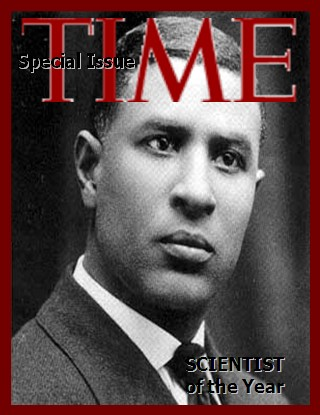Garrett Morgan - Time Magazine Cover