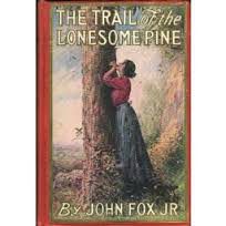 Lonesome Pine Book early cover
