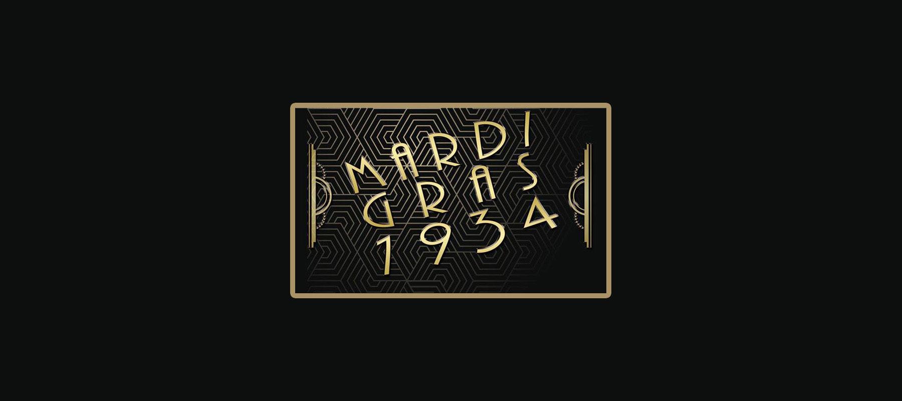 Mardi Gras 1934!
