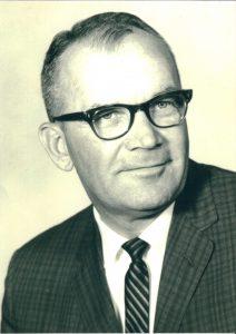 Photograph of Blanton Collier