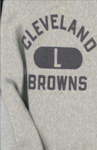 Blanton Collier Cleveland Brown's sweatshirt