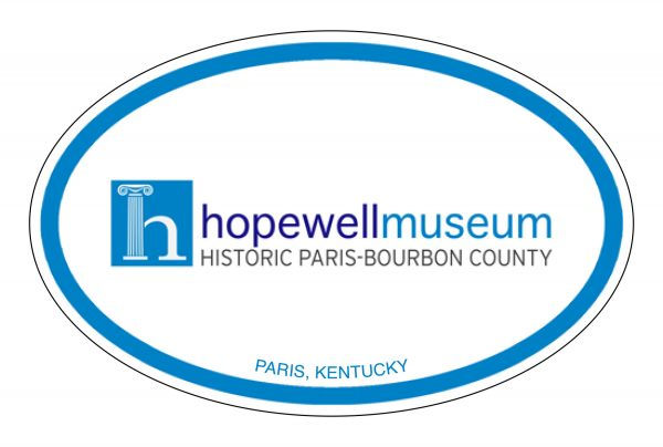 Hopewell Museum Car Magnet