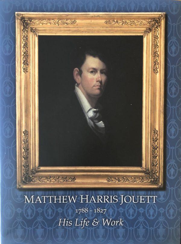 Matthew Harris Jouett book cover